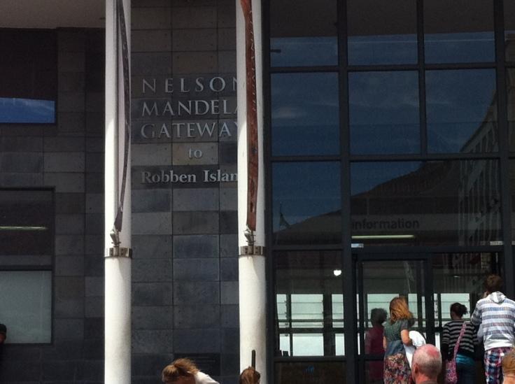 Gateway Ilha Robben