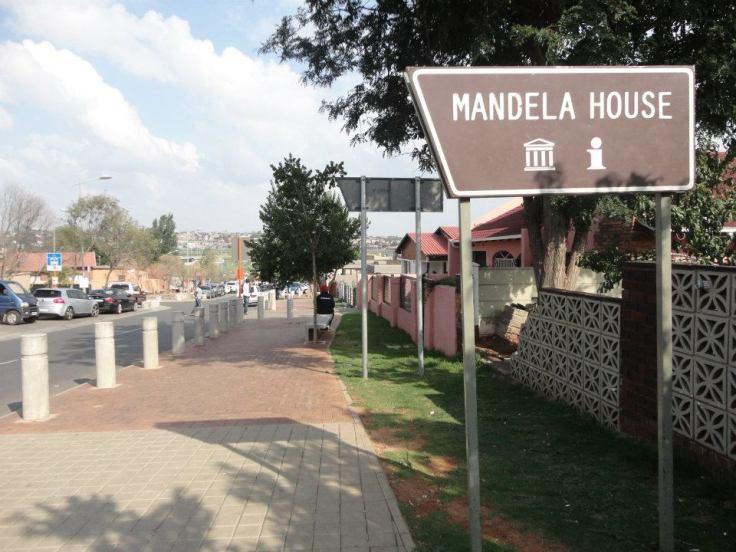 Nelson Mandela House, Soweto