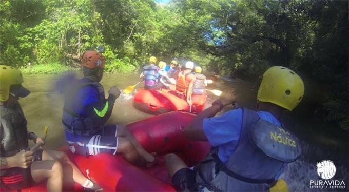 Rio Jacaré Pepira [Gopro - Diogenes Cassiano - Equipe Pura Vida]
