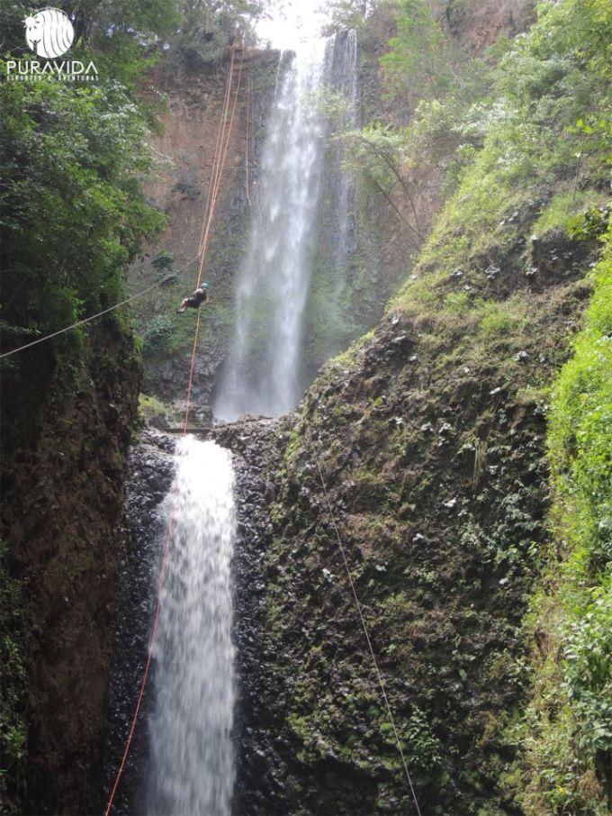 Cachoeira Cassorova, Brotas - SP - Brasil