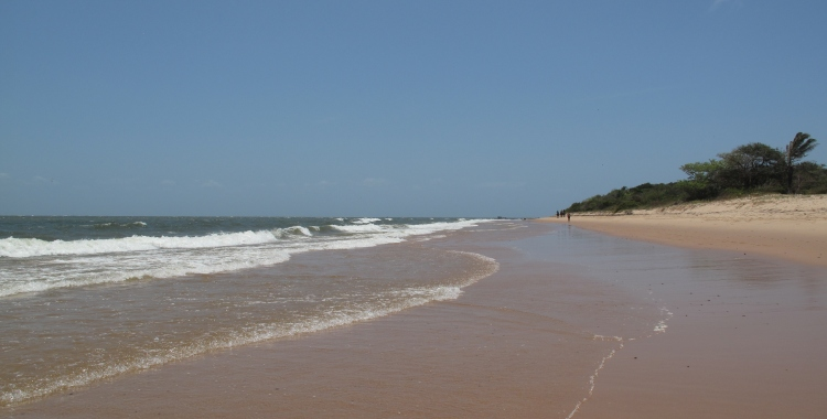 Praia Grande, Salvaterra - Ilha de Marajó, PA