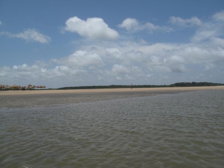 Praia dos Pesqueiros, Soure - Ilha de Marajó, PA