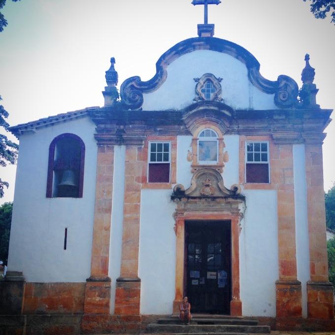 Igreja Nossa Senhora do Pretos, Tiradentes - MG, BR
