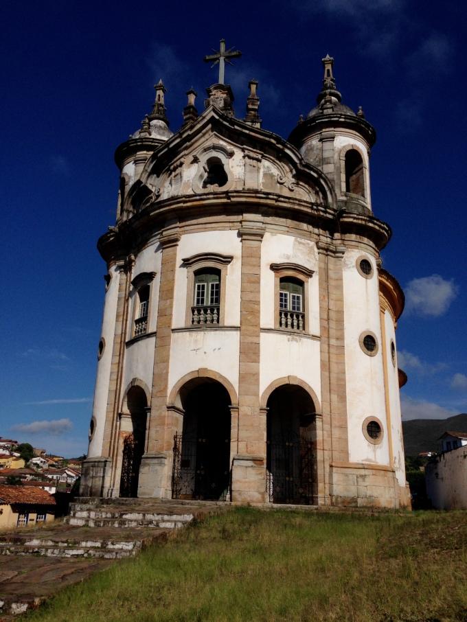 Igreja Nossa Senhora do Rosário, Ouro Preto - MG