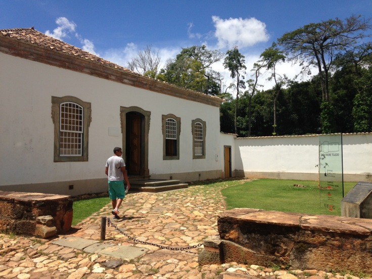 Museu Casa do Padre Toledo, Tiradentes - MG, BR
