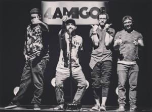 4 amigos - São Paulo - Stand up Comedy - O que fazer em São paulo