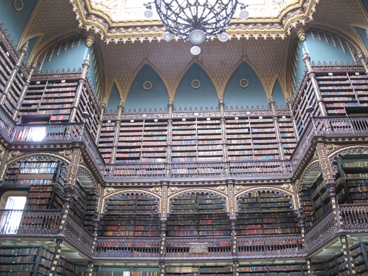Real Gabinete Português de leitura - Rio de Janeiro - Brasil