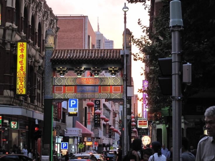 China Town - Melbourne - Bah Almeida